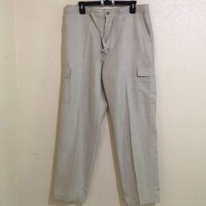 Claiborne🌾Women's Linen Wide Leg Pants